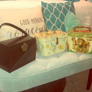 Handbags - 3 VINTAGE  AMAZING PURSES WILDADRY, 👜